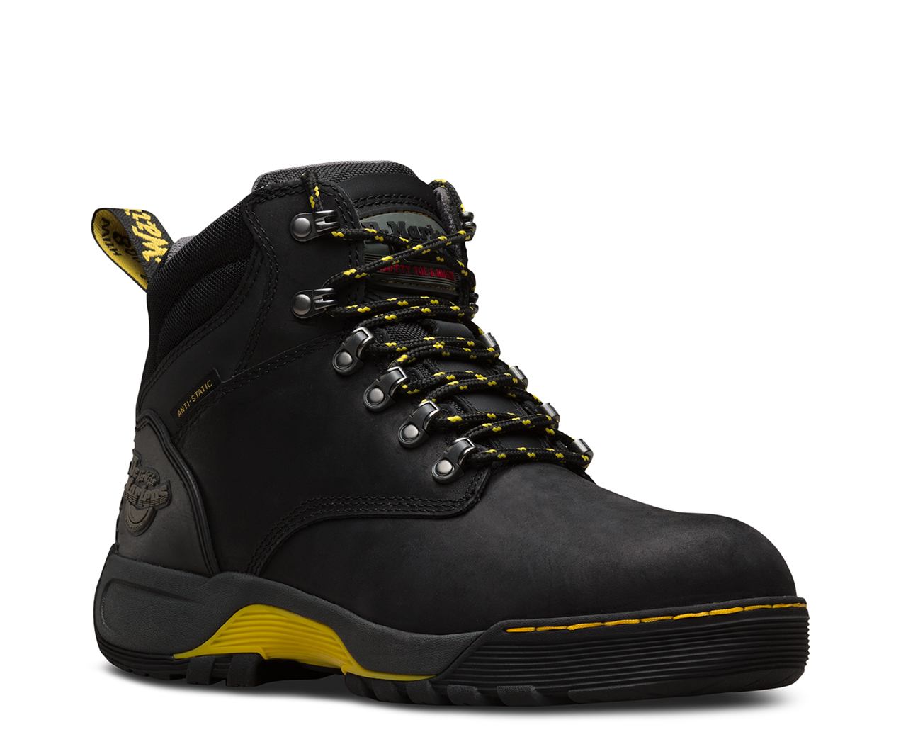 Water Resistant Industrial Boots & Shoes | Official Dr. Martens Store