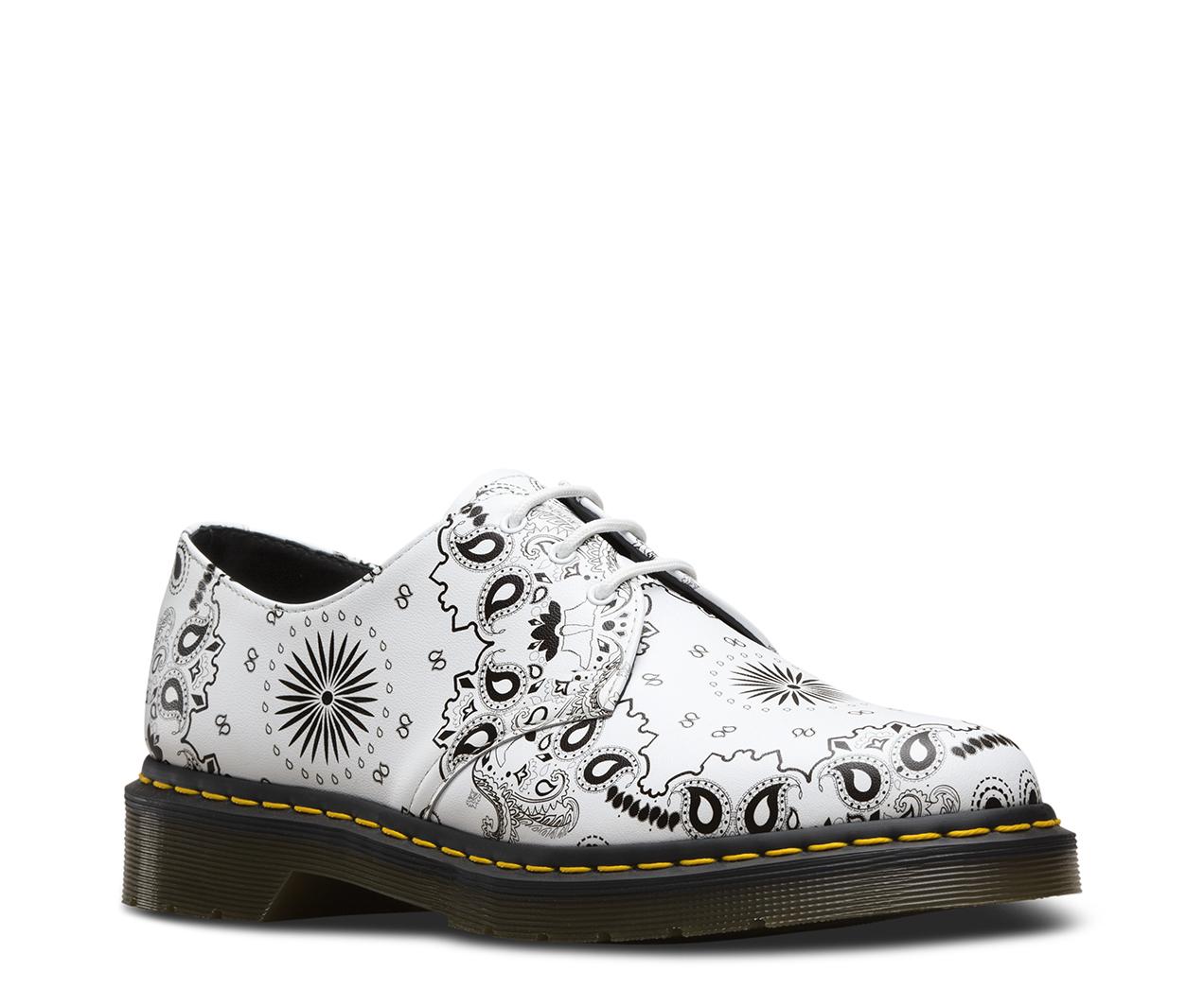 1461 bandana men 39 s shoes official dr martens store uk. Black Bedroom Furniture Sets. Home Design Ideas