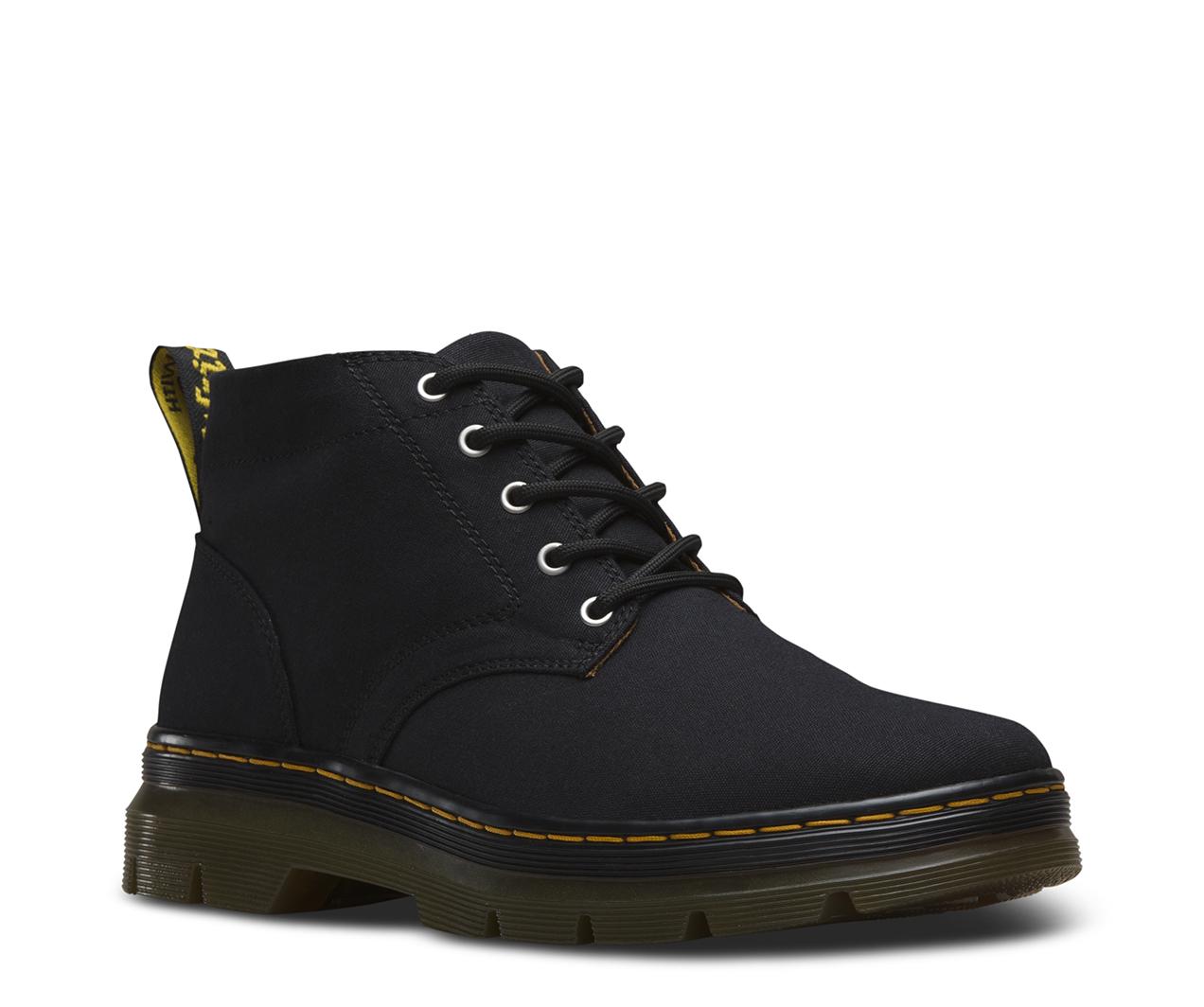 bonny canvas men 39 s boots official dr martens store uk. Black Bedroom Furniture Sets. Home Design Ideas