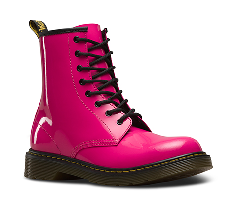 youth delaney patent - HOT PINK - 21979670