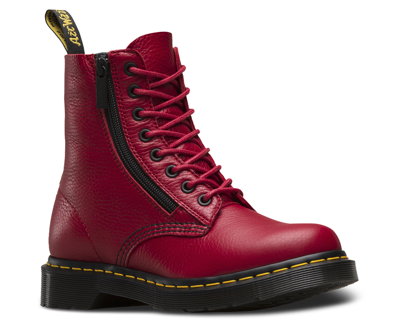 1460 pascal w zip aunt sally women 39 s boots official dr martens store. Black Bedroom Furniture Sets. Home Design Ideas