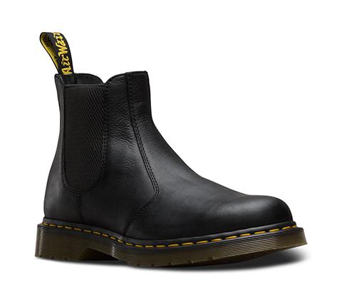 dr martens slip on boots