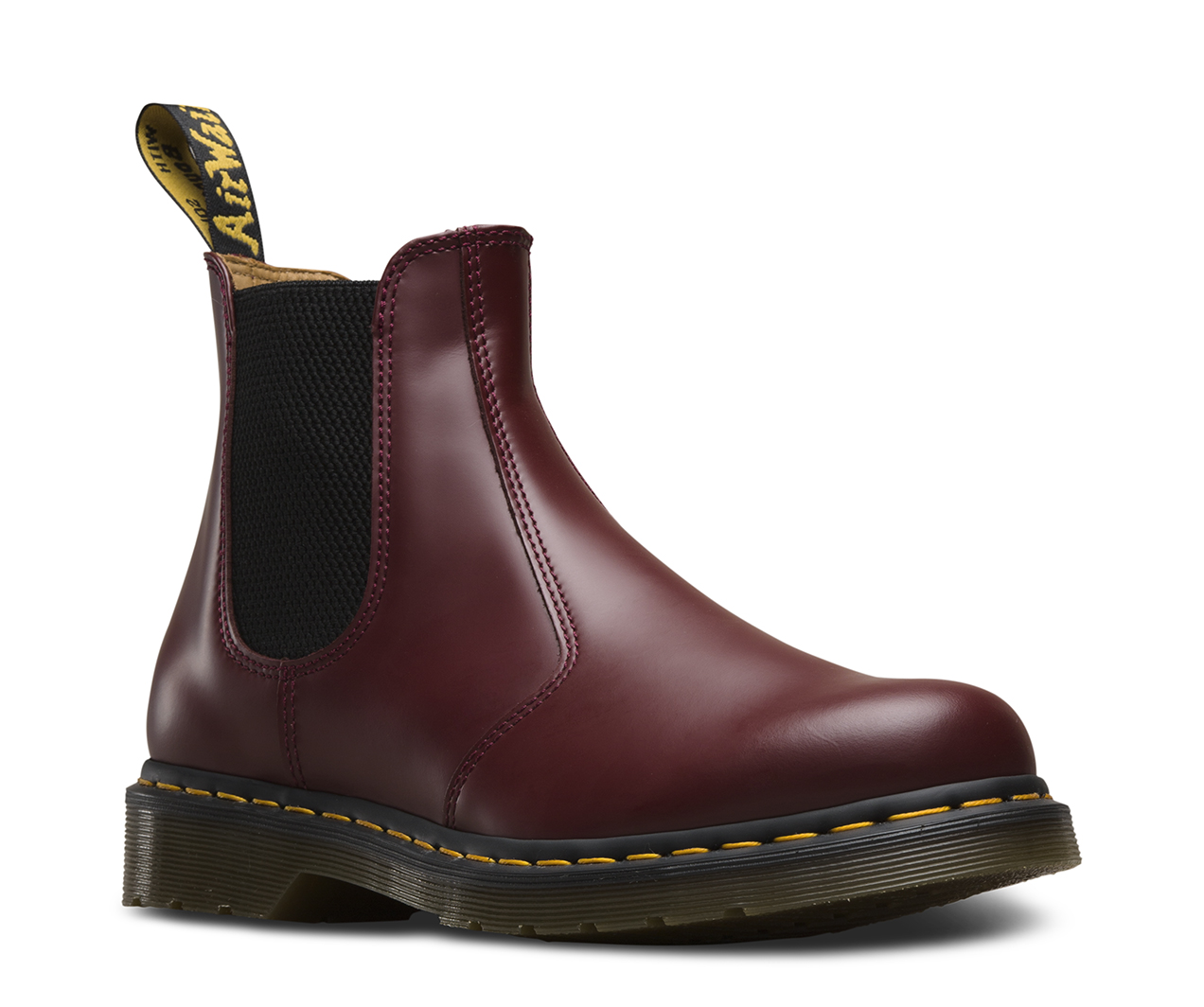 2976 YELLOW STITCH | 2976 Chelsea Boots | Official Dr. Martens Store