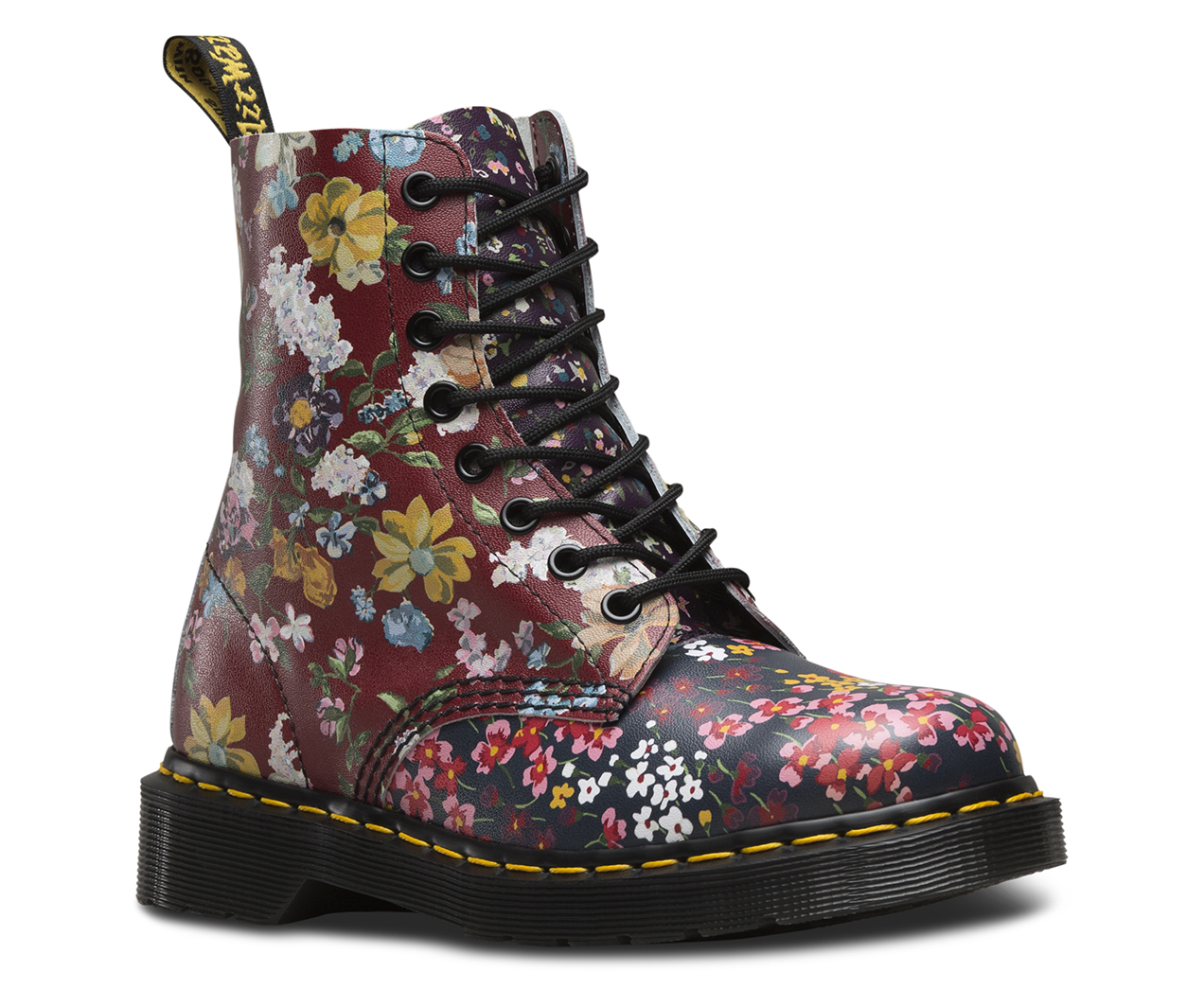 floral pascal sale boots official dr martens store. Black Bedroom Furniture Sets. Home Design Ideas