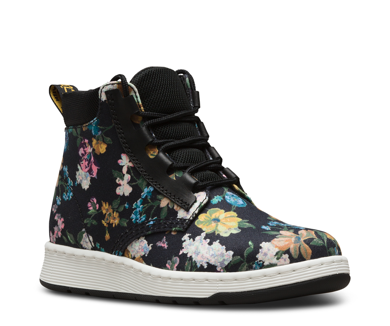 DARCY FLORAL TELKES | Women\'s Boots | Official Dr. Martens Store