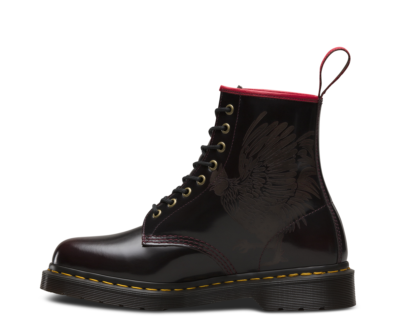 Chinese New Year Calendar Zodiac : Year of the rooster official dr martens store uk