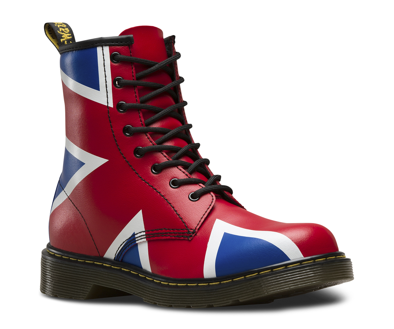 Youth Union Jack 1460 Kids Boots Amp Shoes Official Dr