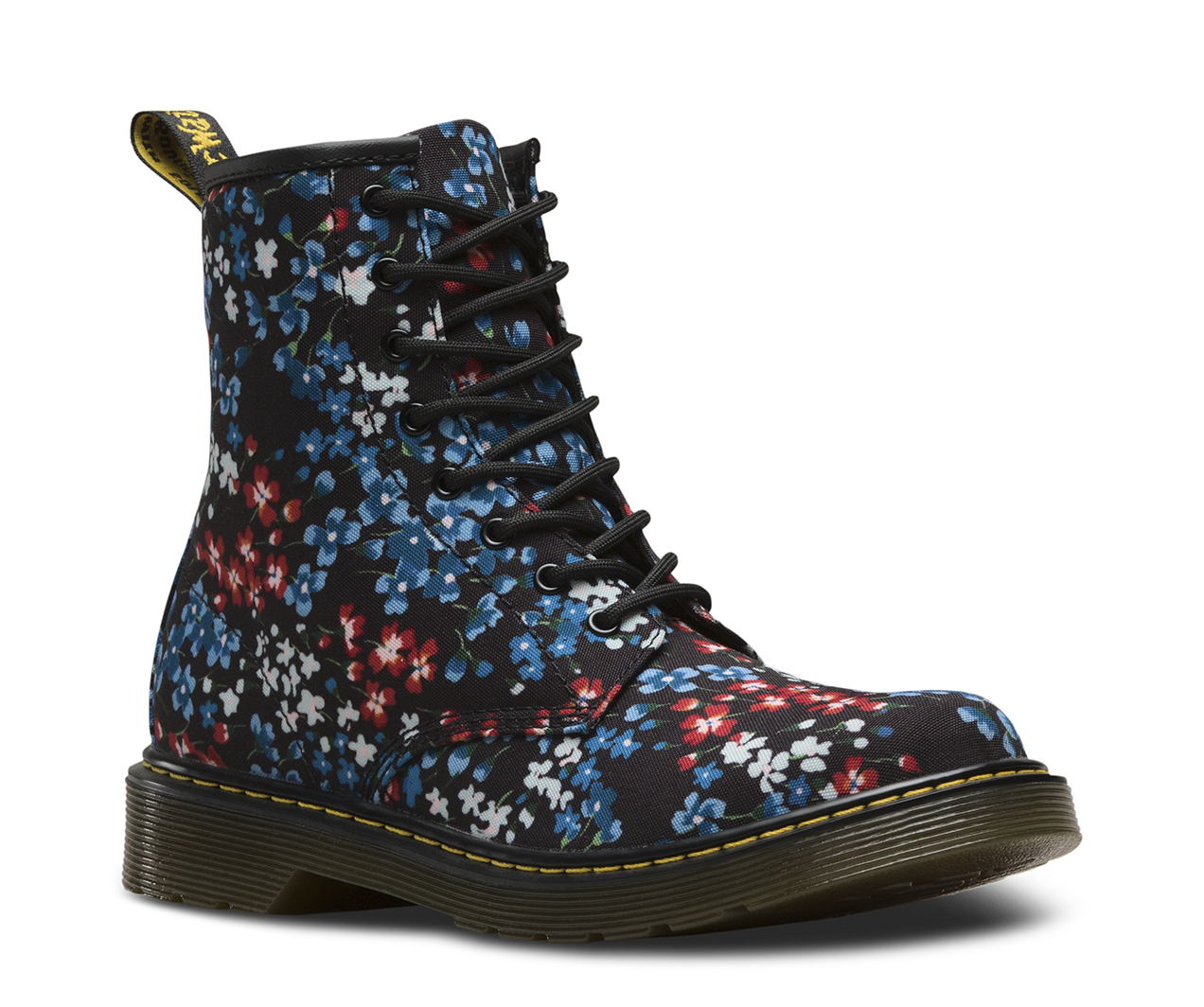 Youth 1460 Kelly Floral by Dr. Martens