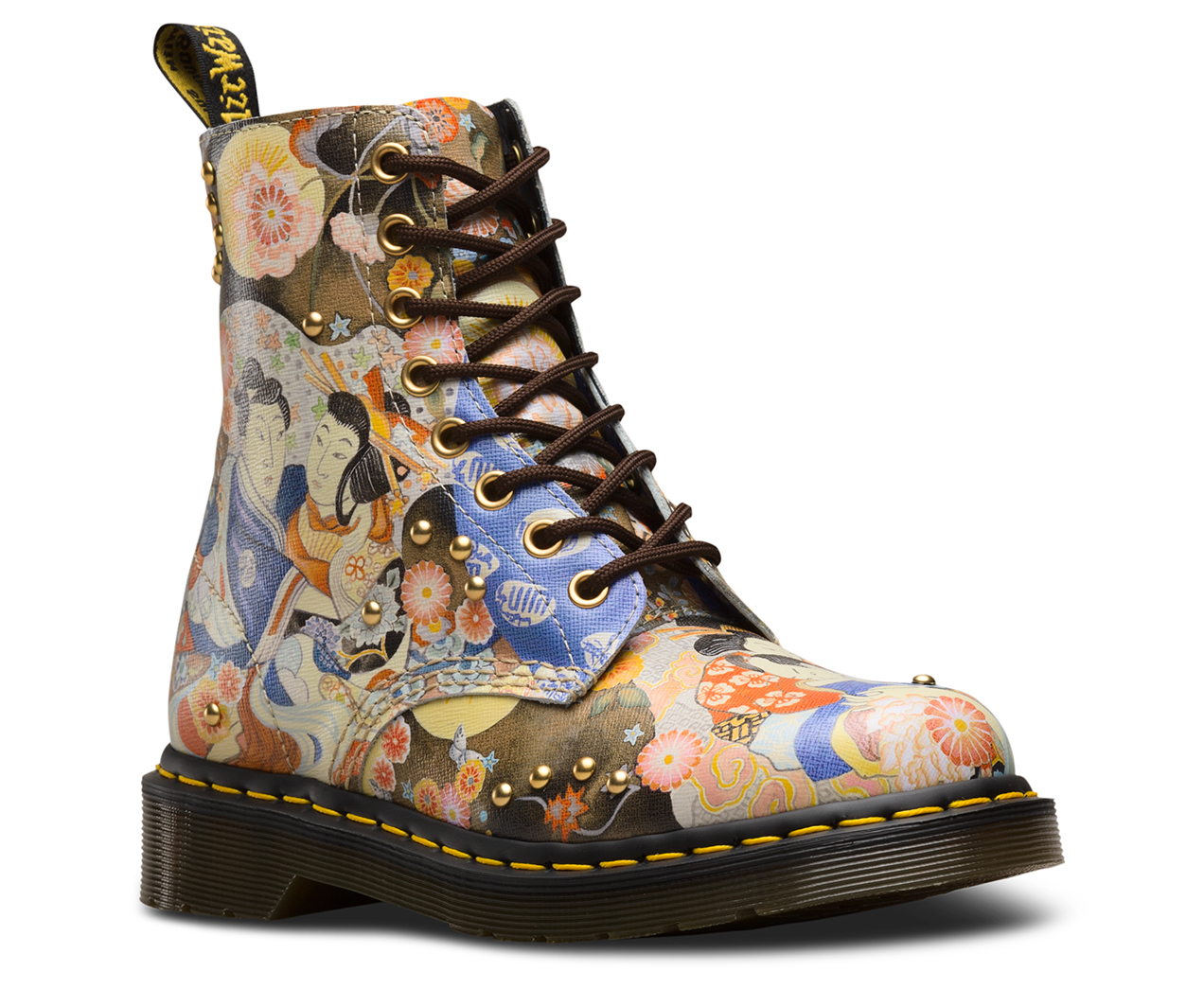 1460 Pascal Eastern Art by Dr. Martens