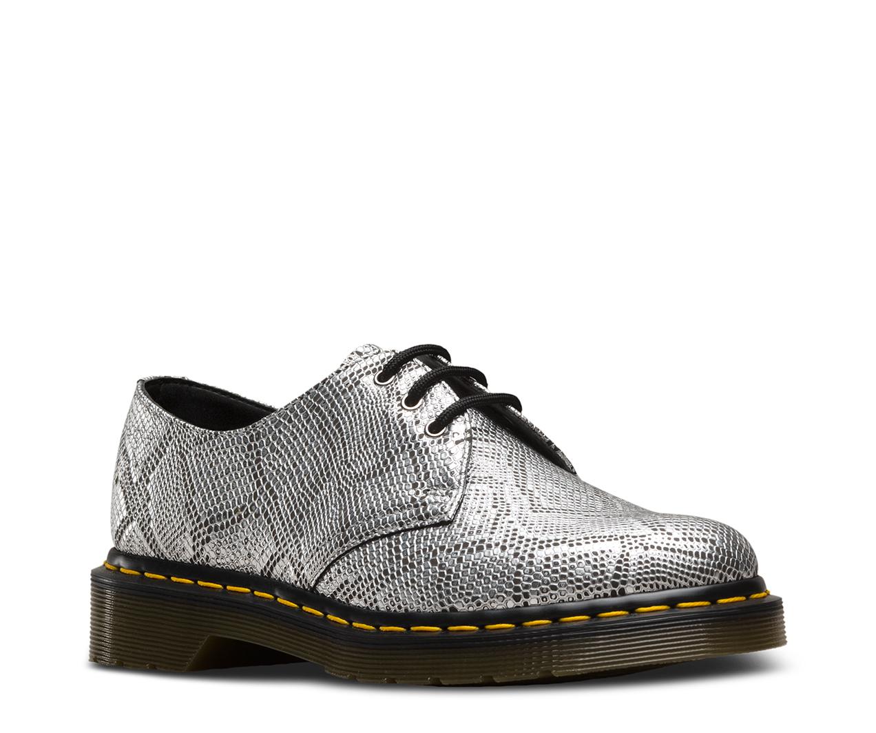 VEGAN 1461 METALLIC   Donna scarpe     Sito ufficiale Dr. Martens 61e3b3