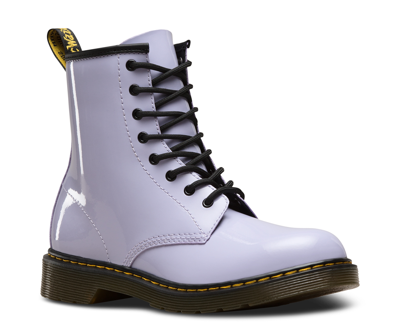youth delaney patent - PURPLE HEATHER - 23743513