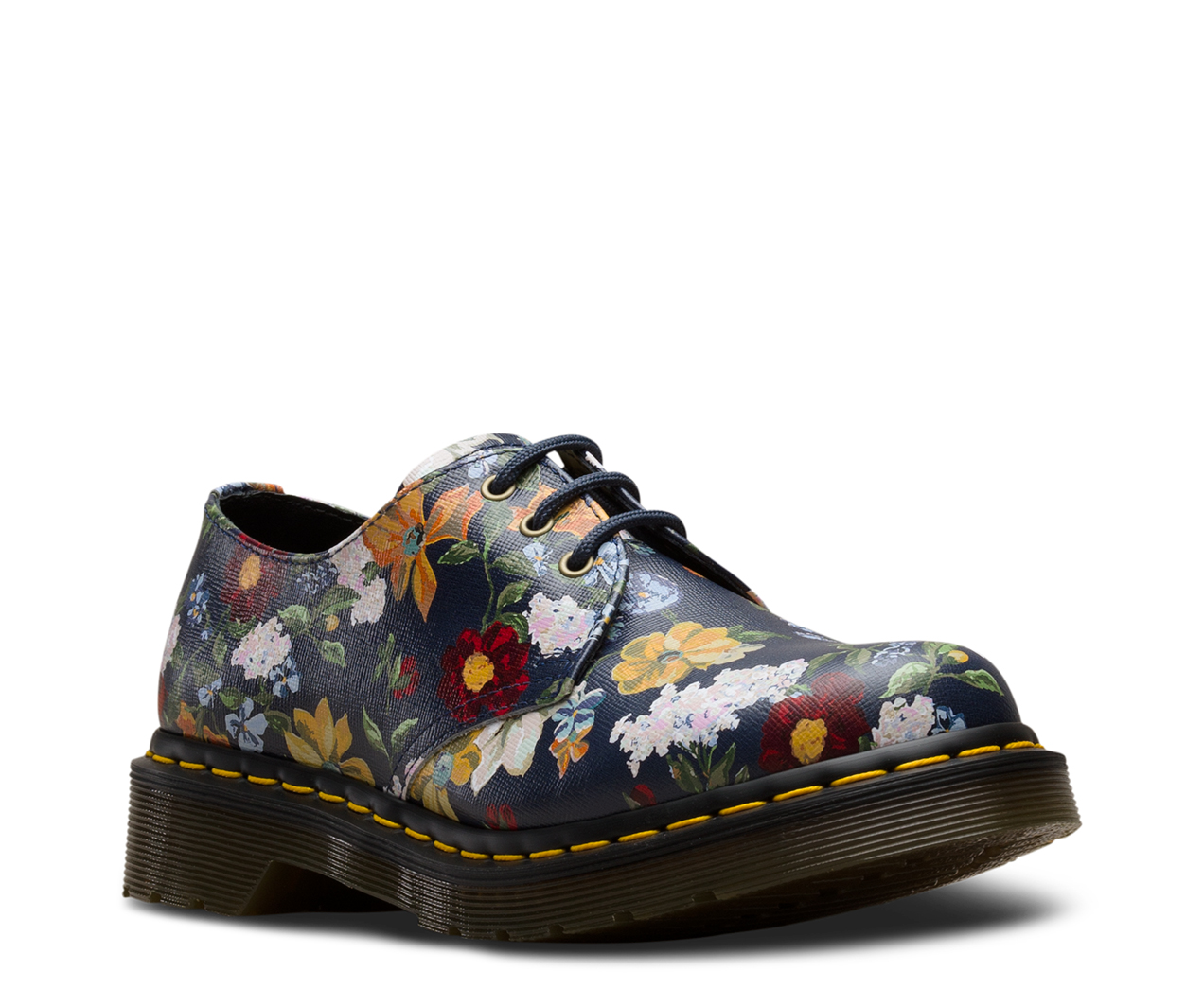 1461 Darcy Floral Women S The Official Us Dr Martens Store