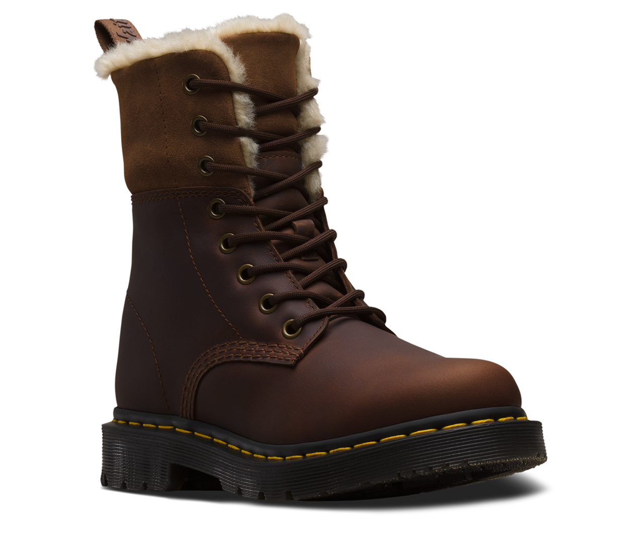KOLBERT WINTERGRIPDM's Bootsamp; DM'S 1460 Wintergrip ShoesDr tCxQBrdhso
