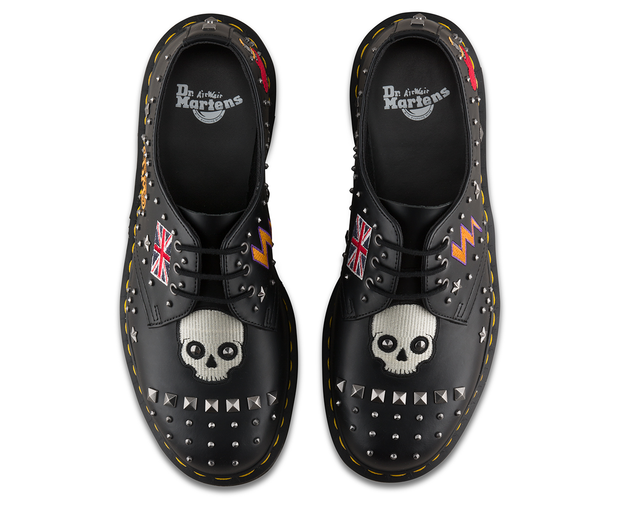 1461 Rock Amp Roll Aw18 Dr Martens Official Site