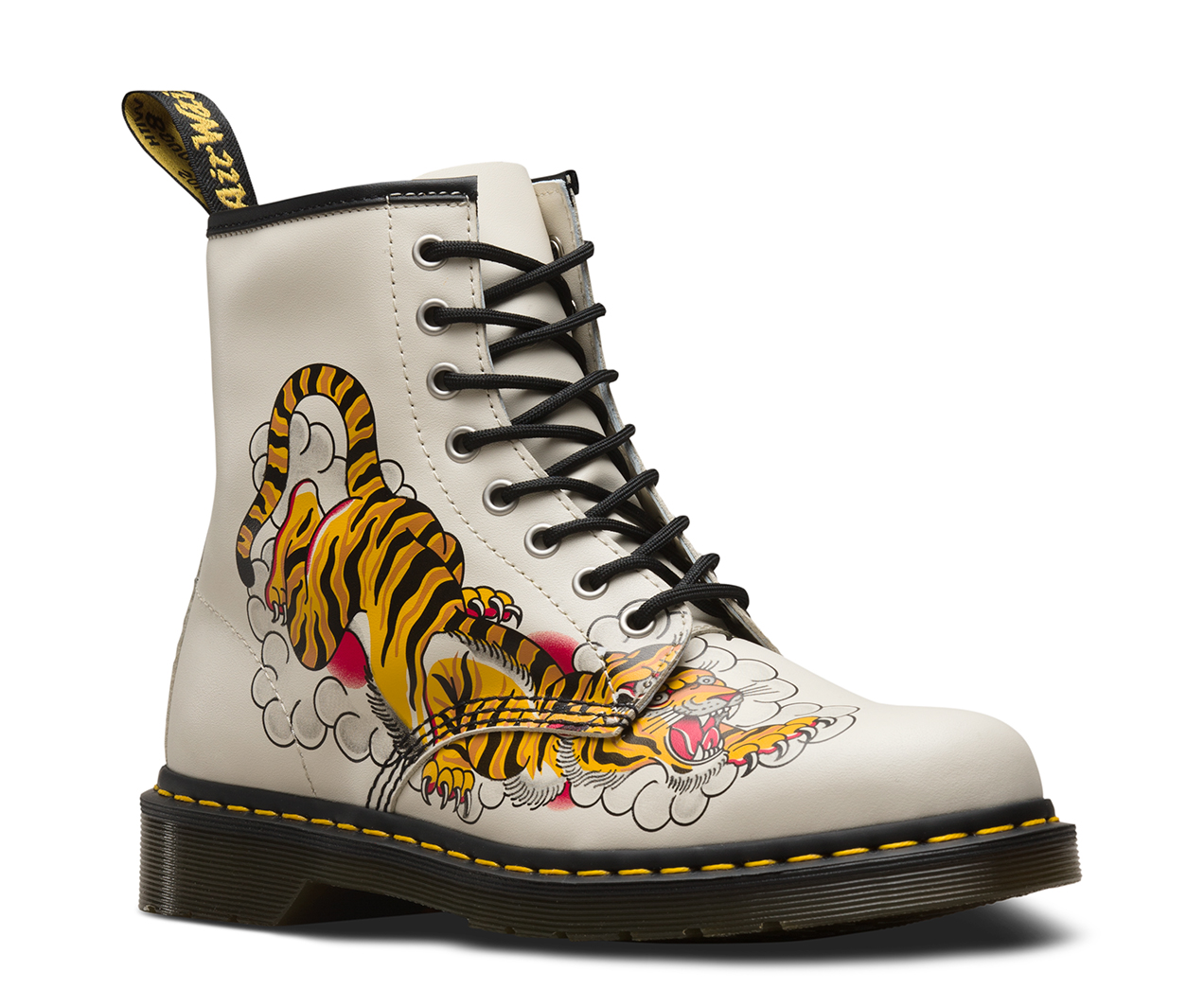 1460 TATTOO GREZ | Women\'s Boots | The Official US Dr Martens Store