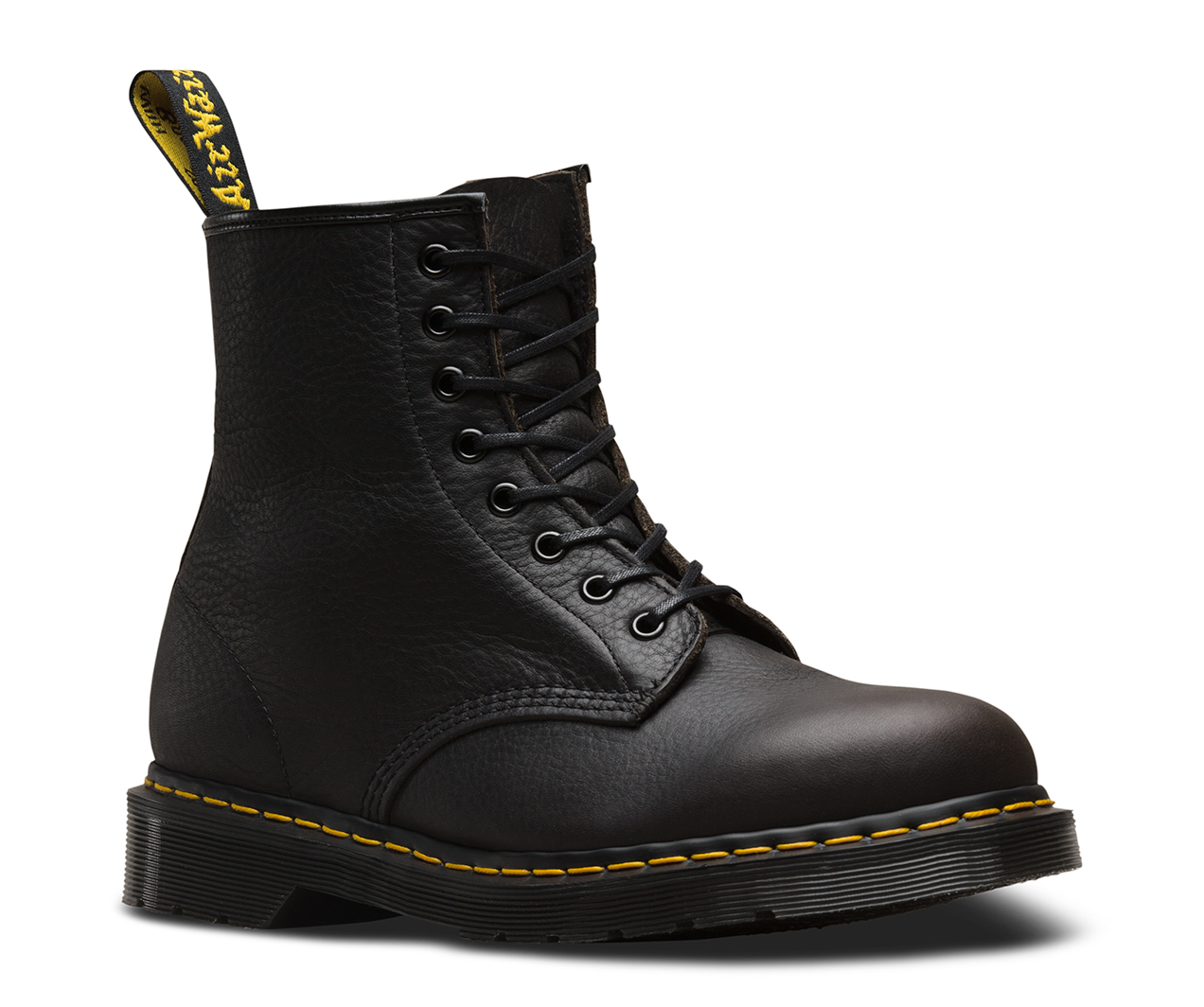 Dr. Martens Women's 1460 Leather Ankle Boots - Black