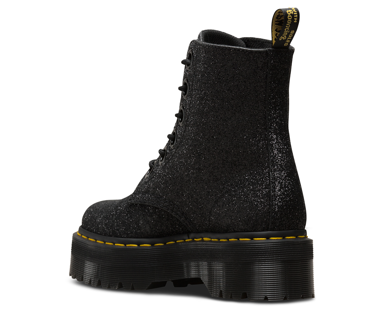 Molly Glitter Womens Boots The Official US Dr Martens