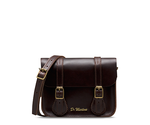 "7"" Leather Satchel CHARRO AB017234"