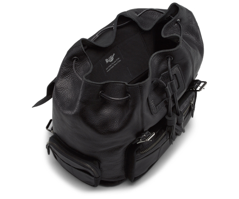 Big Slouch Backpack BLACK AB025001