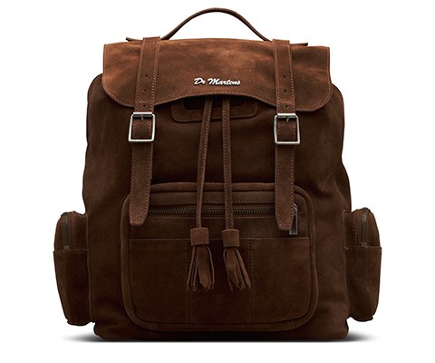 Big Slouch Suede Backpack | Men's Boots & Shoes | Official Dr ...