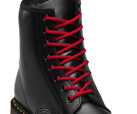 Red Shoe Laces For Boots