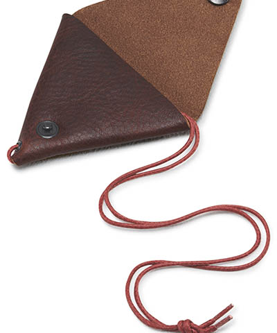 Coin Purse OXBLOOD AC228601