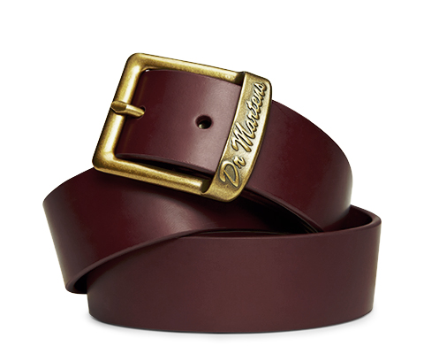 Buckle Belt CHERRY RED AC307600
