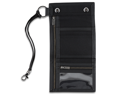 Utility Wallet BLACK AC470001