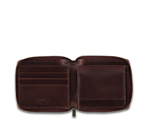 Men's Fold Zip Wallet CHARRO AC509230