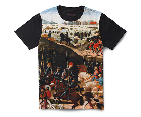 D'Antonio T-Shirt MULTI AC528101