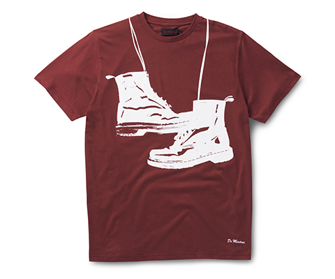 Classic Boot T-Shirt RED AC533601