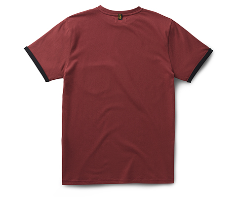 Core Pocket T-Shirt OXBLOOD AC536601