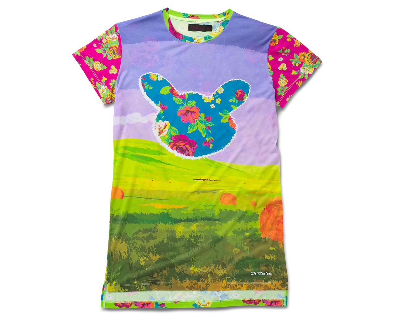 daze t-shirt dress