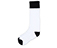 DOC'S SOCK WHITE+BLACK AC304100