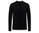 UNISEX CREW NECK SWEAT BLACK AC416002