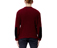 Unisex Heavy Knit Jumper OXBLOOD AC476601