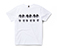 Sole Print T-Shirt WHITE AC532100