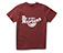 Bouncing Ball T-Shirt OXBLOOD AC534601
