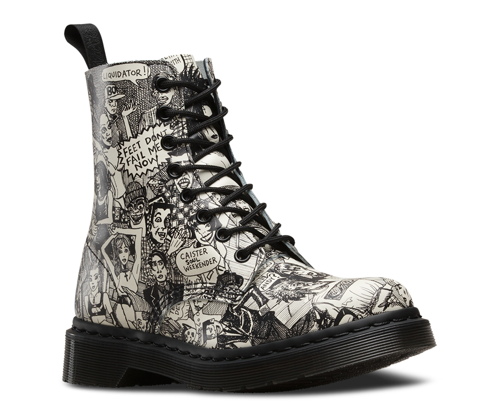424430bc595 DR MARTENS WIGAN PARTY PEOPLE PASCAL | shopswell