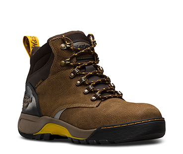 RIDGE STEEL TOE