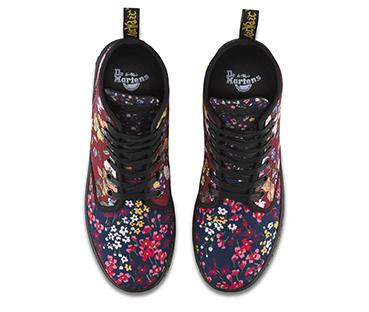 Shoreditch Floral Clash Boot