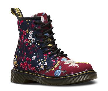 Junior Delaney Floral Clash Boot