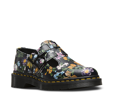 Darcy Floral 8065 Mary Jane