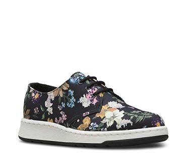 Darcy Floral Cavendish Shoe