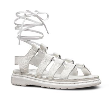 Dr. Martens Chaussures Des Femmes De Toile De Florentia - Noir, Taille 39 Eu