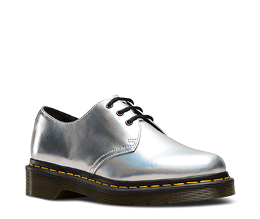 SILVER LAZER | Shoes | Dr. Martens