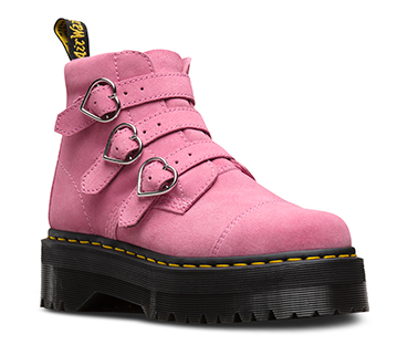 LAZY OAF BUCKLE BOOT