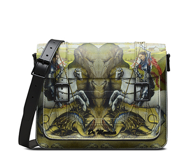 George and the Dragon Satchel