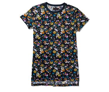 Darcy Floral T-Shirt Dress