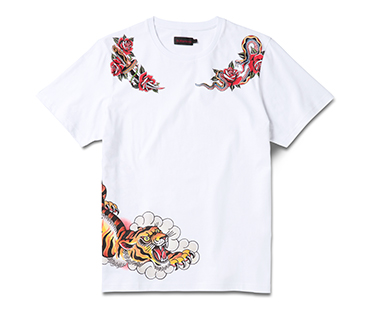 TATTOO T-SHIRT GREZ